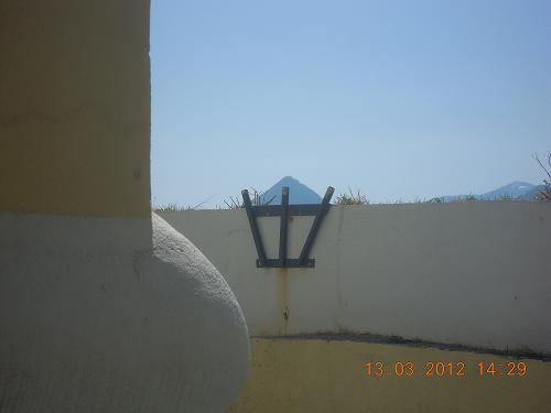 U Lugo Nielli scupertu da a scalinata di la casa cumuna.