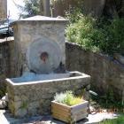 La fontaine de Campu di Fiore.