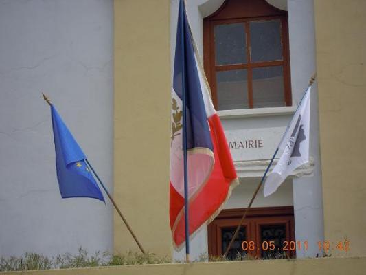 San Roccu héberge, aujourd'hui, la mairie.
