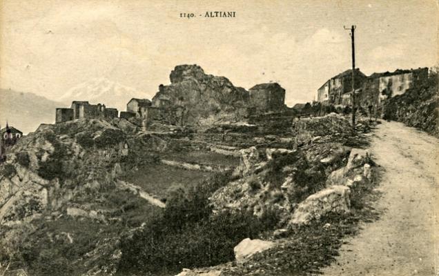 Altiani: le Chjassu.