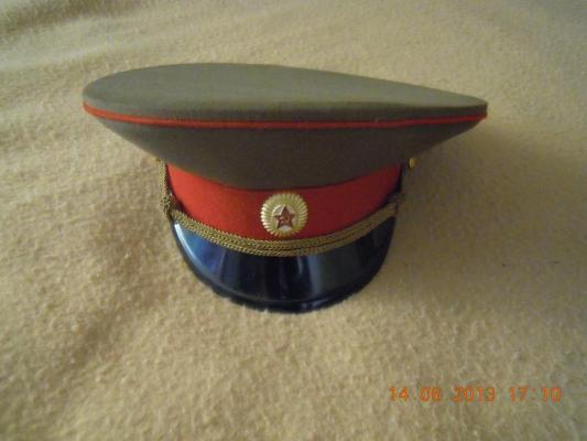 Indiziu di l'occupazione soviètica in Altiani.