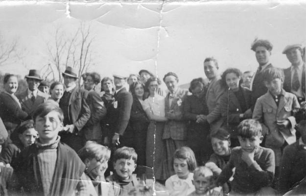 Lundi de Pâques 1939.