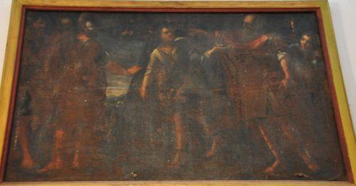 Tableau anonyme, don du Cardinal Fesch ( 18ème ).