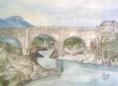 Tableau peint par Ketty Luciani.