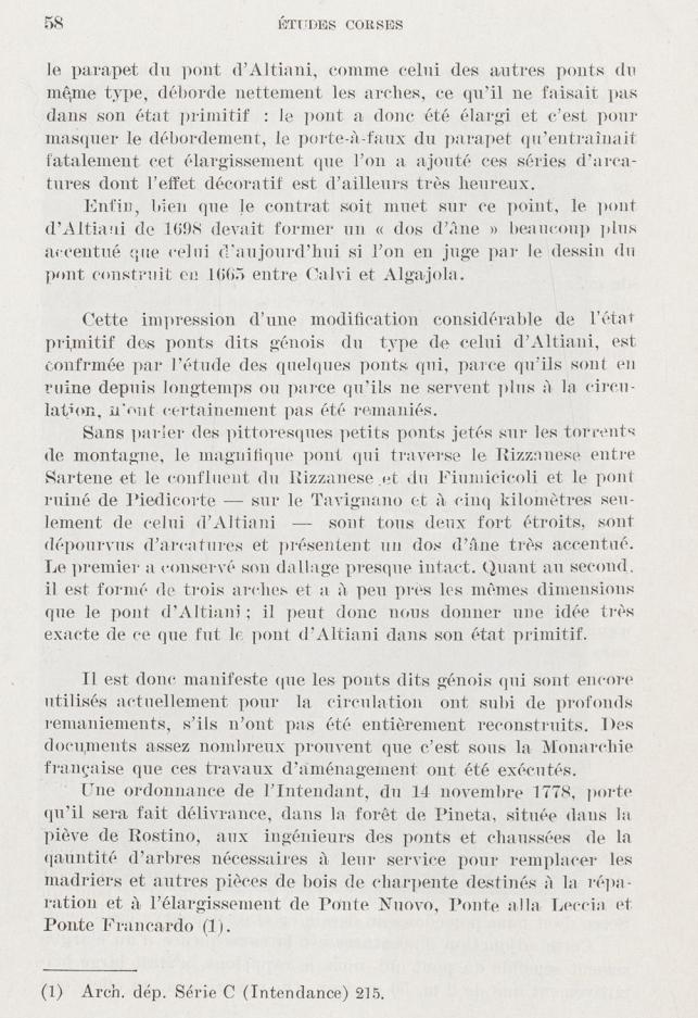 Etudes corses 1954 2