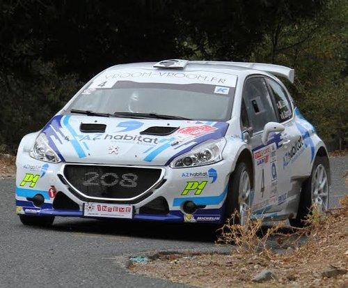 Rallye corte